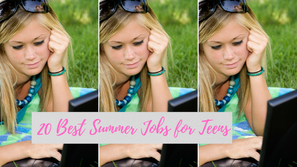 20 best part time jobs for high school teens and college