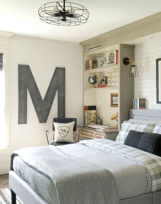 30 Best Teenage Boy Bedrooms / Cool Bedroom Design Ideas You ...
